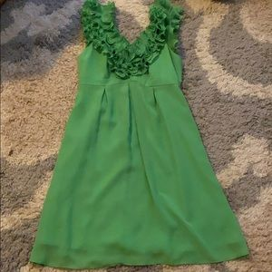 Lilly Pulitzer Green Dress size 2